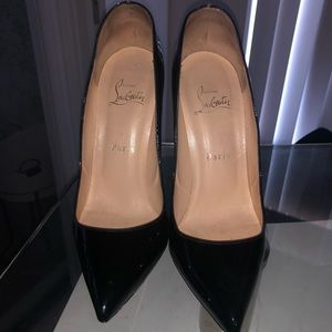 Louboutin Pigalle 120 38.5
